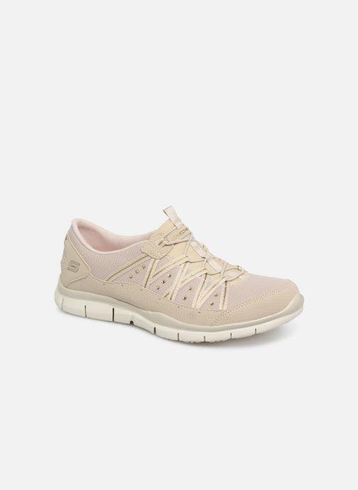 Sneaker Skechers Gratis Dreaminess beige detaillierte ansicht/modell