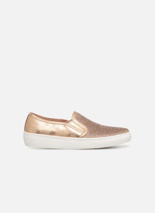 Sneaker Skechers Goldie gold/bronze ansicht von hinten