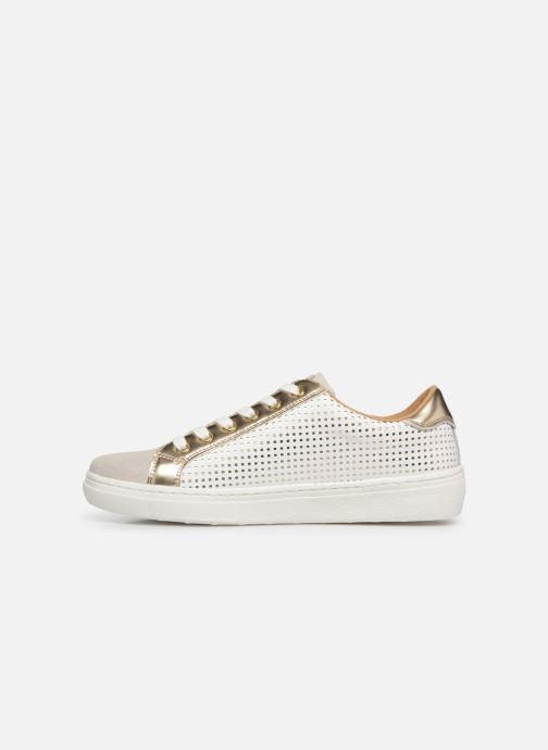 Sneakers Skechers Goldie Vit bild från framsidan