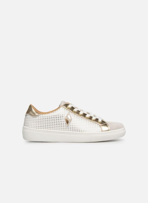 Sneaker Skechers Goldie weiß ansicht von hinten