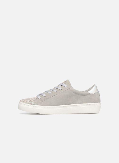 Sneaker Skechers Goldie grau ansicht von vorne