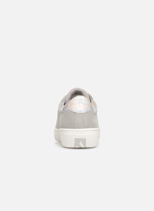 Sneaker Skechers Goldie grau ansicht von rechts