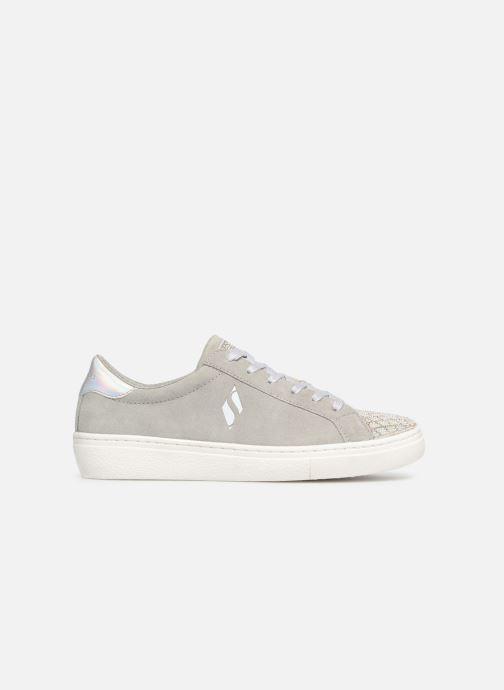 Sneaker Skechers Goldie grau ansicht von hinten