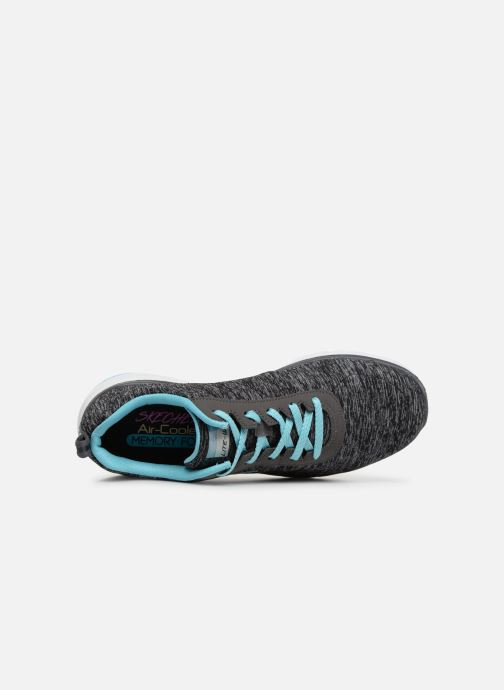 Sportschoenen Skechers Flex Appeal 3.0 Insiders Grijs links