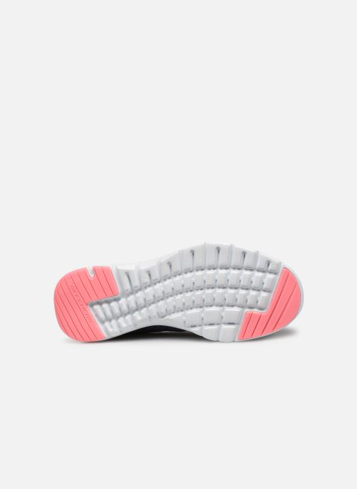 Zapatillas de deporte Skechers Flex Appeal 3.0 Insiders Azul vista de arriba