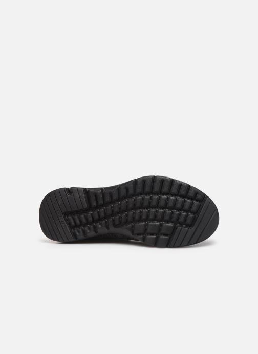 Chaussures de sport Skechers Flex Appeal 3.0 Insiders Noir vue haut