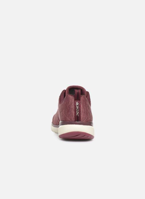 Chaussures de sport Skechers Flex Appeal 3.0 Insiders Bordeaux vue droite