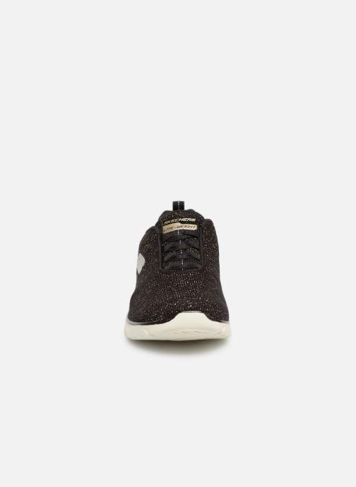 Sportskor Skechers Empire D'Lux Svart bild av skorna på