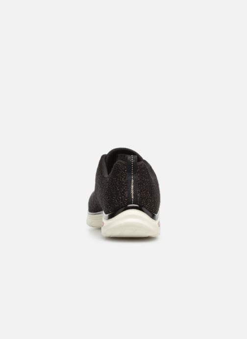 Zapatillas de deporte Skechers Empire D'Lux Negro vista lateral derecha
