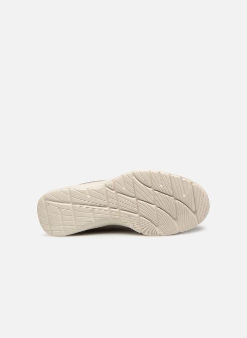 Zapatillas de deporte Skechers Empire D'Lux Gris vista de arriba