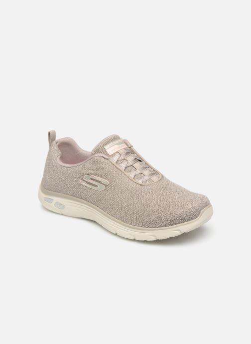 Zapatillas de deporte Skechers Empire D'Lux Gris vista de detalle / par
