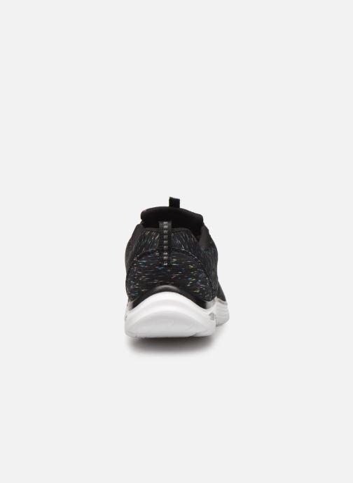 Chaussures de sport Skechers Empire D'Lux Noir vue droite