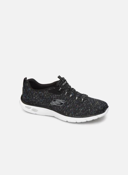 Sportssko Skechers Empire D'Lux Sort detaljeret billede af skoene