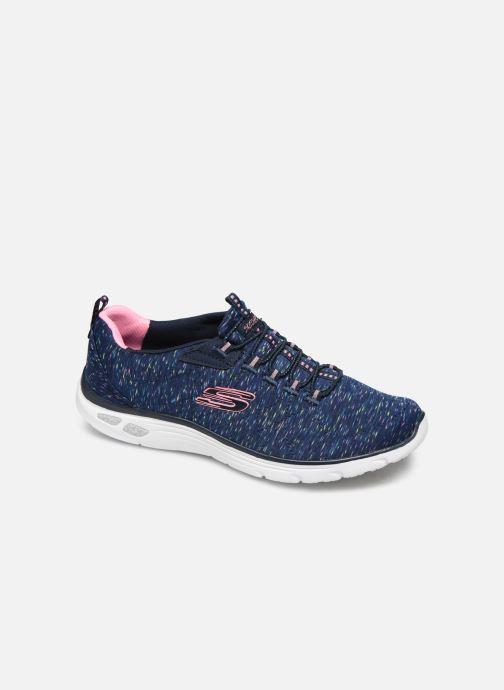 Chaussures de sport Skechers Empire D'Lux Bleu vue détail/paire