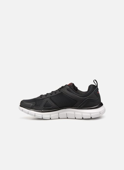 Trainers Skechers Track Scloric Black front view