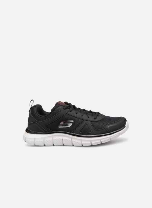 Trainers Skechers Track Scloric Black back view