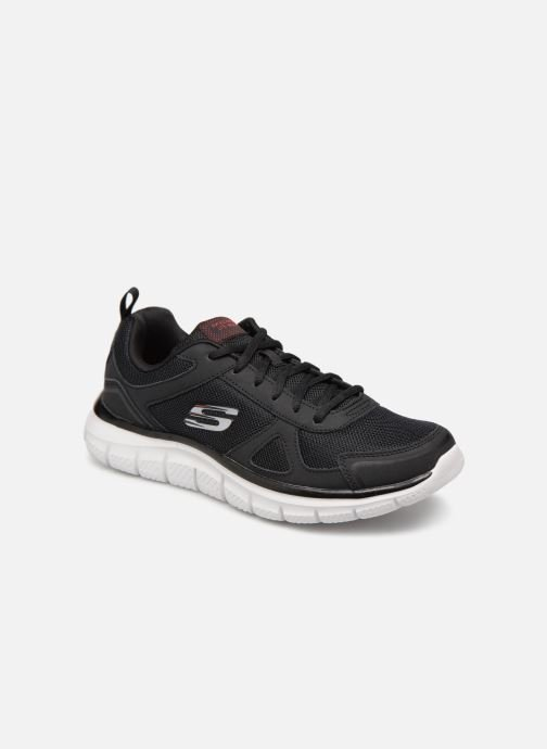 Sneakers Skechers Track Scloric Sort detaljeret billede af skoene