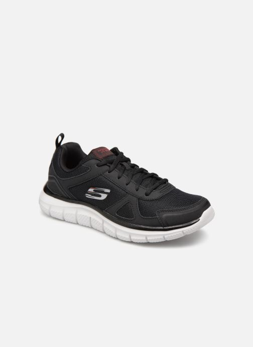 Trainers Skechers Track Scloric Black detailed view/ Pair view