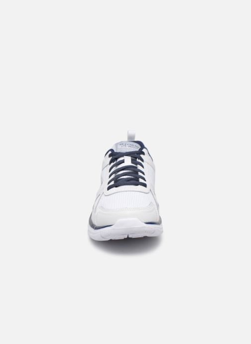 Trainers Skechers Track Scloric White model view