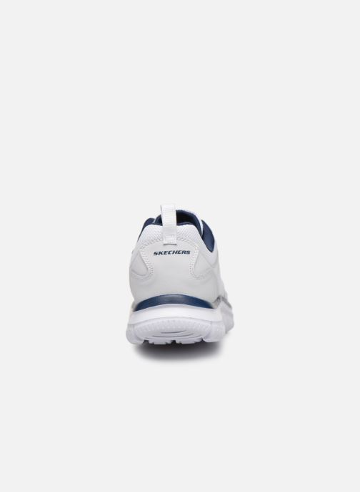Trainers Skechers Track Scloric White view from the right