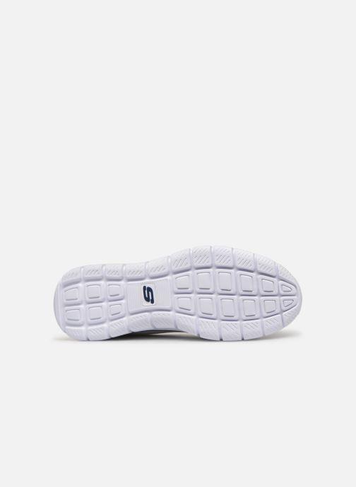 Sneaker Skechers Track Scloric weiß ansicht von oben