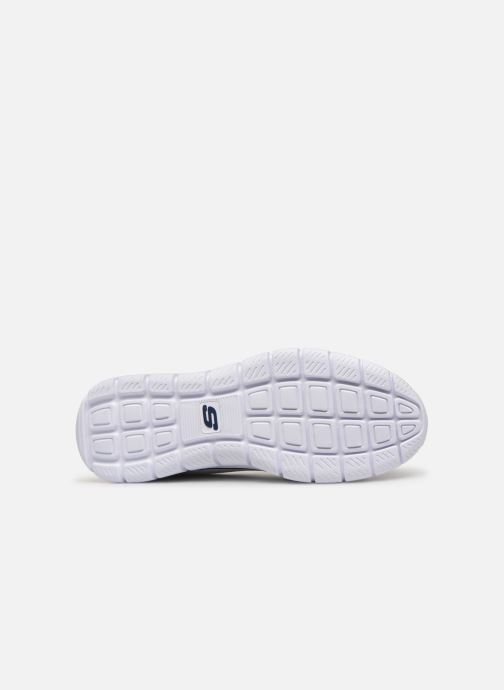 Trainers Skechers Track Scloric White view from above
