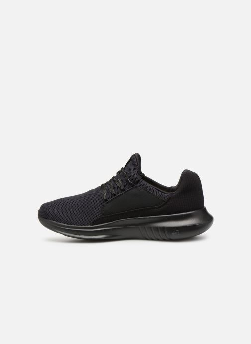 Baskets Skechers Go Run Mojo Verve Noir vue face