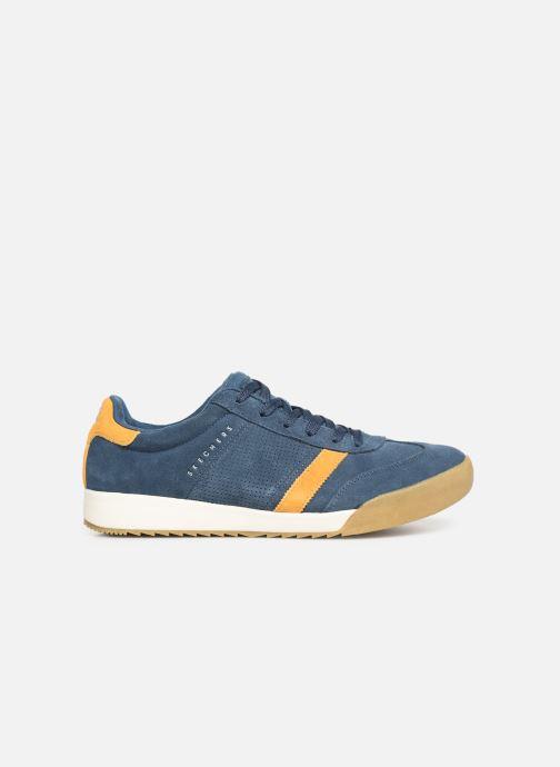 Sneaker Skechers Zinger Wildview blau ansicht von hinten