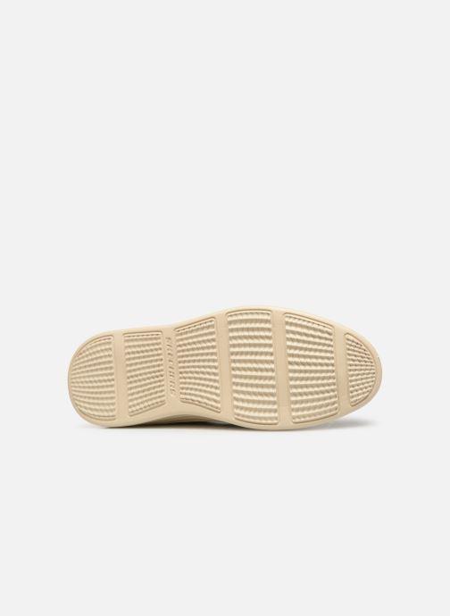 Zapatos con cordones Skechers Status 2.0 Pexton Azul vista de arriba