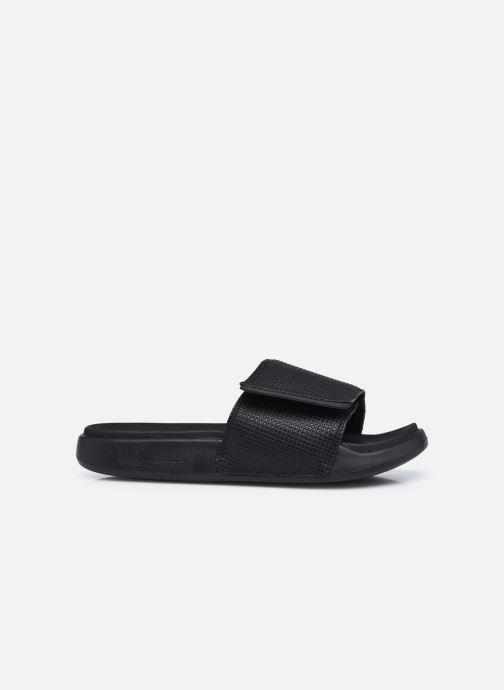 Sandalen Skechers Melbo Journeyman 2 schwarz ansicht von hinten