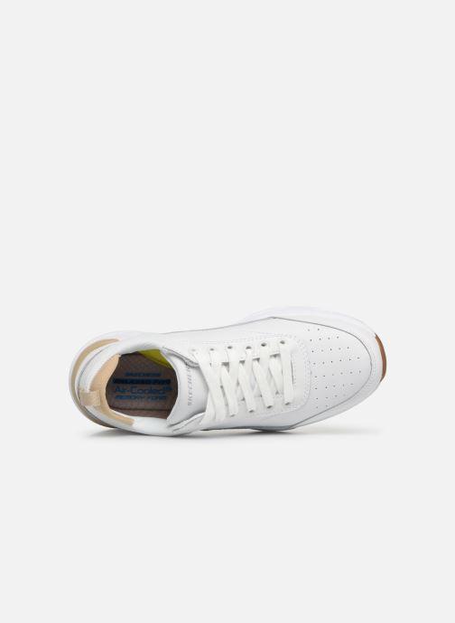 Sneakers Skechers Verrado Corden Vit bild från vänster sidan