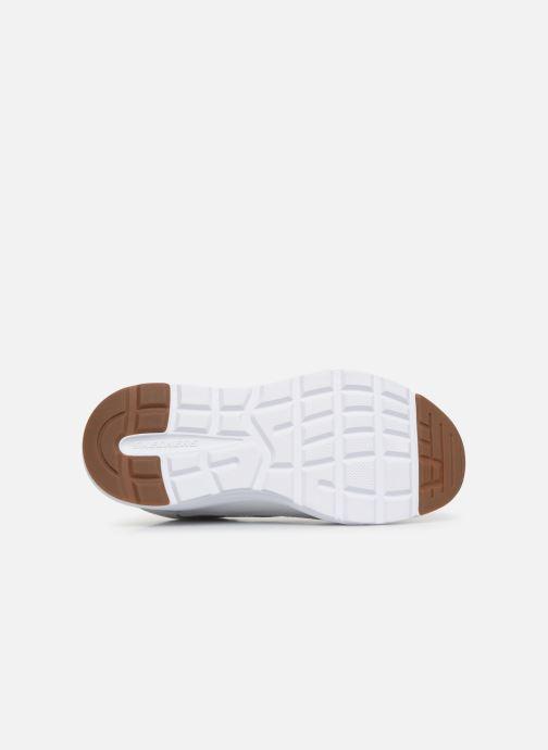 Sneakers Skechers Verrado Corden Vit bild från ovan