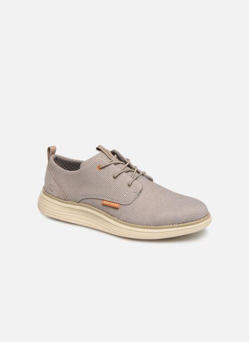 Sneaker Skechers Status 2.0 Menic beige detaillierte ansicht/modell