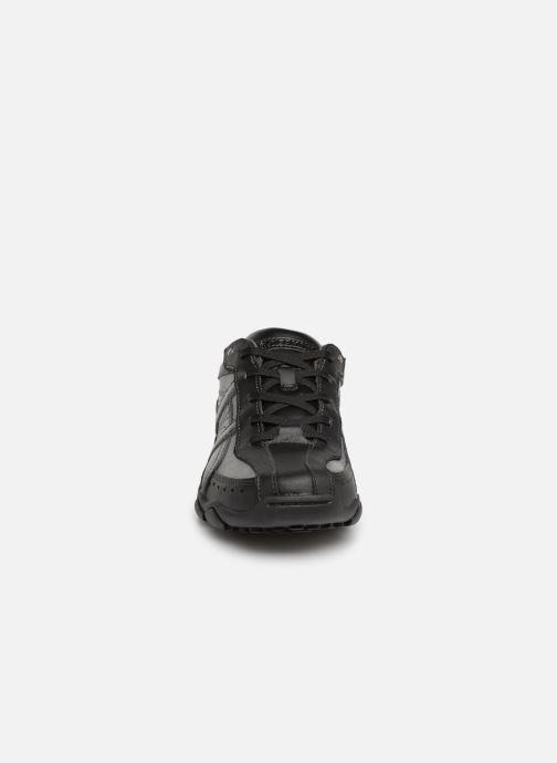 Sneakers Skechers Diameter Murilo Svart bild av skorna på
