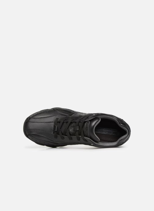 Trainers Skechers Diameter Murilo Black view from the left