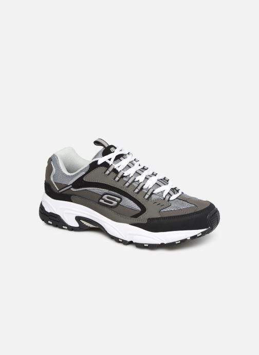 grijs Chez Skechers 364402 Stamina Sarenza Sneakers tTqw5rq