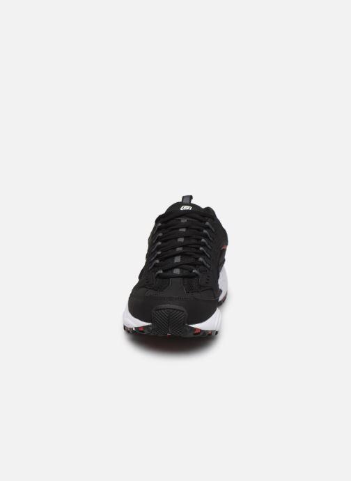 Baskets Skechers Stamina Noir vue portées chaussures