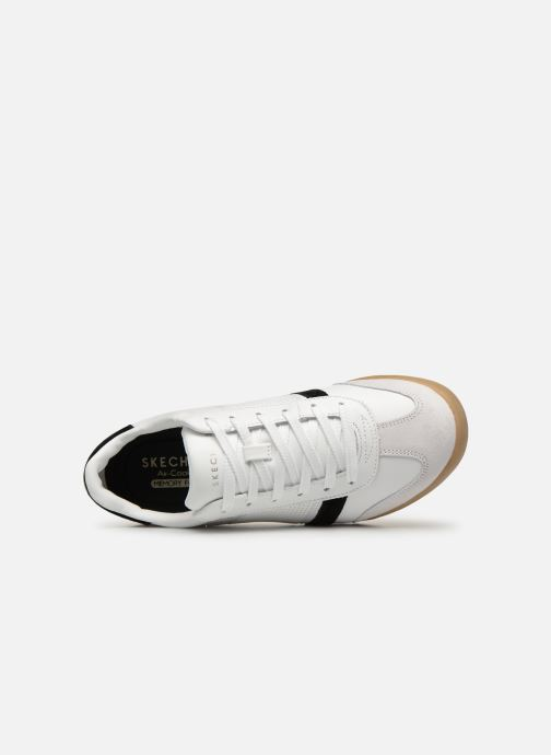 Trainers Skechers Zinger White view from the left