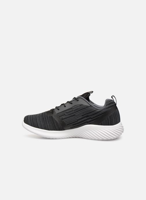 Trainers Skechers Bounder Black front view