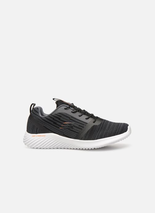 Trainers Skechers Bounder Black back view