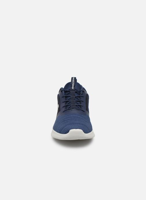 Trainers Skechers Bounder Blue model view