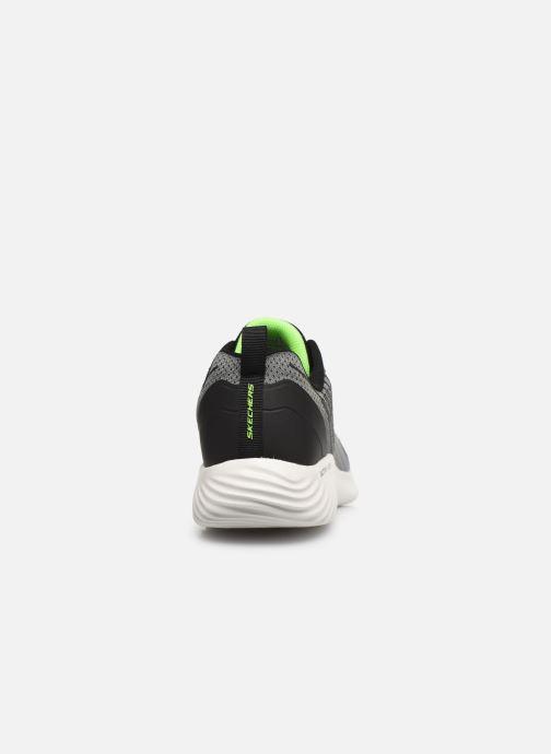 Sneaker Skechers Bounder grau ansicht von rechts