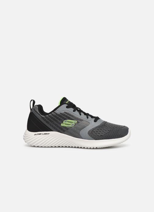 Sneaker Skechers Bounder grau ansicht von hinten