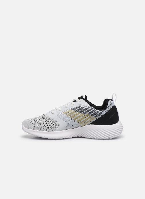 Trainers Skechers Bounder White front view