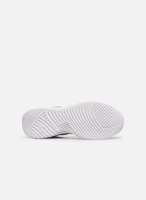 Sneaker Skechers Bounder weiß ansicht von oben