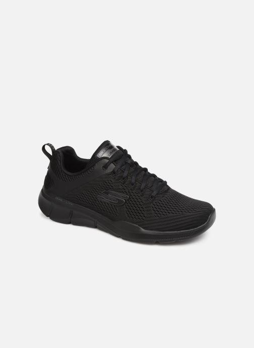 Sneakers Skechers Equalizer 3.0 M Sort detaljeret billede af skoene
