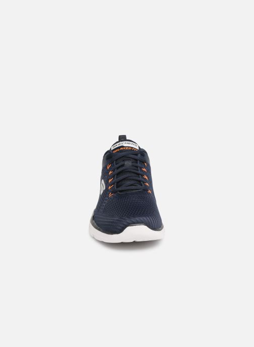 Trainers Skechers Equalizer 3.0 M Blue model view