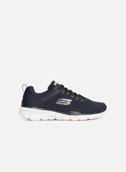Trainers Skechers Equalizer 3.0 M Blue back view