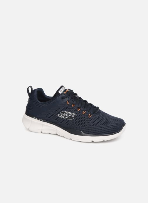 Trainers Skechers Equalizer 3.0 M Blue detailed view/ Pair view