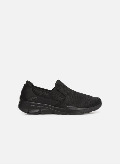 Sneakers Skechers Equalizer  3.0 Tracterric Zwart achterkant